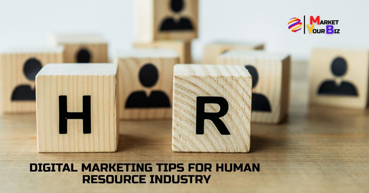 Digital Marketing for HR Industry